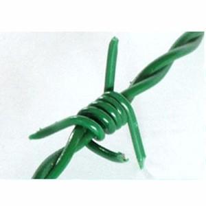Dây kẽm gai Trung Quốc bọc nhựa PVC  - HM04